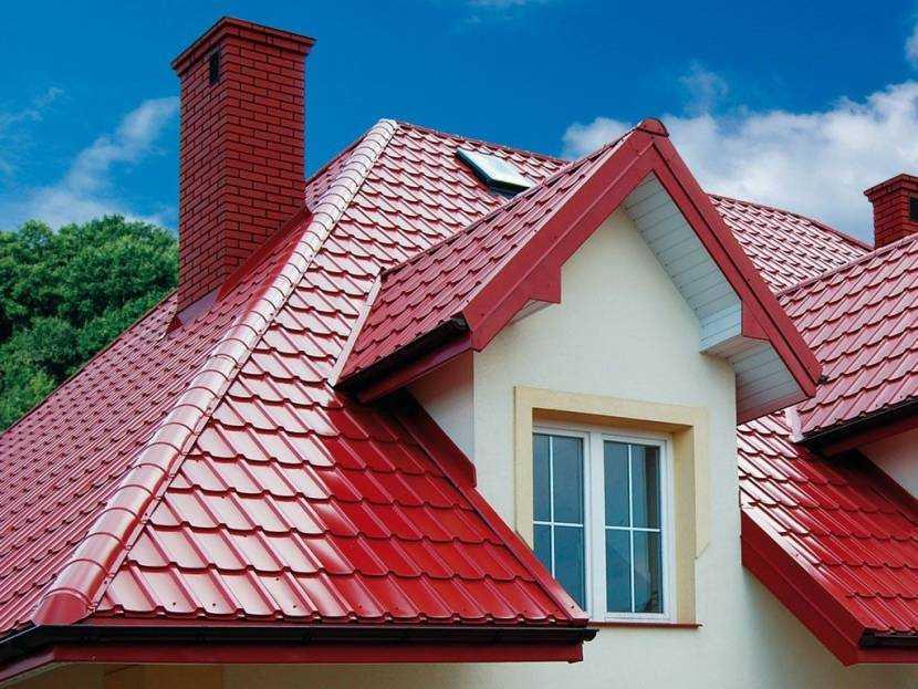 Как крыть крышу металлочерепицей: пошаговая инструкция