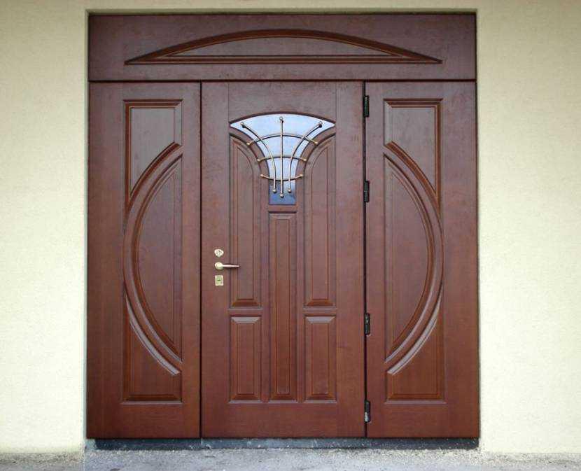 Как установить входную дверь – этапы работ и рекомендации