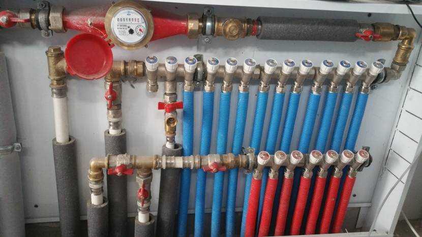 Коллектор водоснабжения: что это, конструкция, принцип работы, классификация