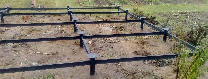 Как установить винтовые сваи – пошаговые инструкции для бригады и одного строителя